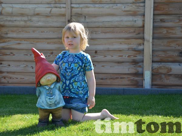 Lille und der Zwerg - Tilly Designbeispiel