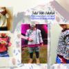 Designbeispiele zum Girly Sweatshirt timtom No.40, genäht von Julia von Julunial