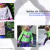 Designbeispiele zum Girly Sweatshirt timtom No.40, genäht von Martina von Petit & Pretty