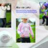 Designbeispiele zum Girly Sweatshirt timtom No.40, genäht von Alice von LiaKu