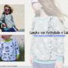 Designbeispiele zum Girly Sweatshirt timtom No.40, genäht von Sandra von PetiteBelle & Luke