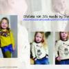Designbeispiele zum Girly Sweatshirt timtom No.40, genäht von Stefanie von Jo's needle by Steffi