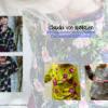 Designbeispiele zum Girly Sweatshirt timtom No.40, genäht von Claudia von NäMaLen