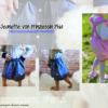 Designbeispiele zum Paperbag-Rock timtom No.41, genäht von Jeanette von Prinzessin Phia