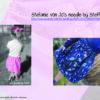 Designbeispiele zum Paperbag-Rock timtom No.41, genäht von Stefanie von Jo's needle by Steffi